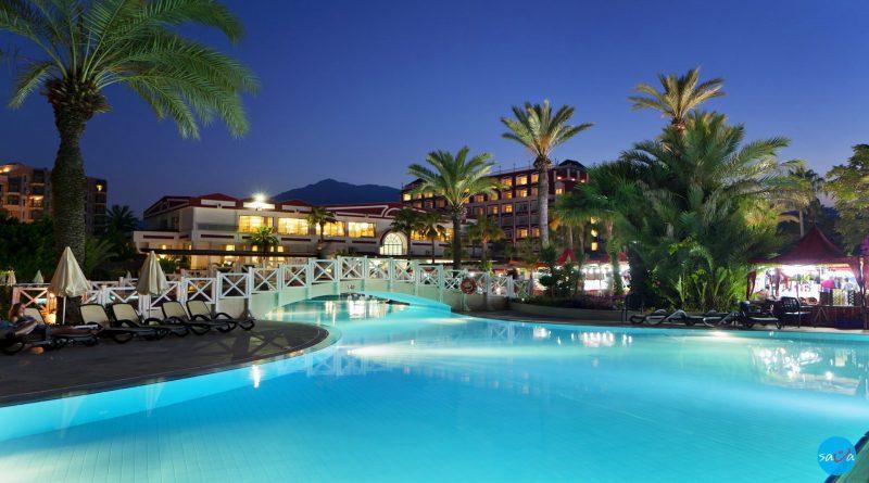 Pgs Hotels Kiris Resort 5 ⭐ Kirish